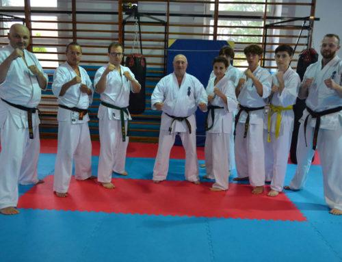 Jesienne zgrupowanie Karate Kyokushin – Sosai – Tarnobrzeg